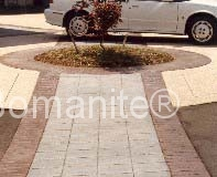 Bomanite 12x12 Granite Imprinted Concrete