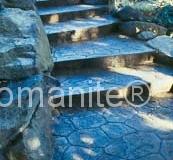 Bomanite Bomacron Canyon Stone Imprinted Concrete