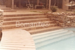Bomanite Textured and Pattern Imprinted Concrete