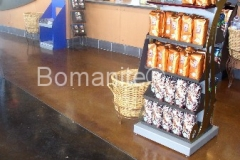 Bomanite Toppings Chemical Stain Concrete